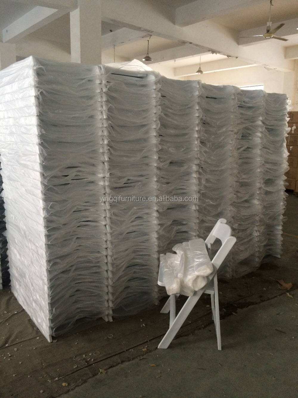 Wholesale White Folding Resin Chair For Wedding Used For Sale Buy White Res