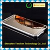 Luxury Aluminum Ultra-thin aliminum mirror bumper case kxx for iPhone 5/ 5s/ 6/ 6+ Plus