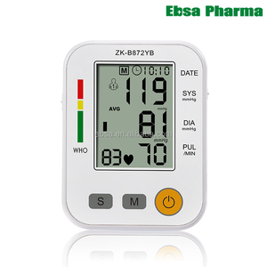 Wholesale Automatic Electronic Blood Pressure Monitor
