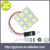 5050 smd led dome with t10 connector