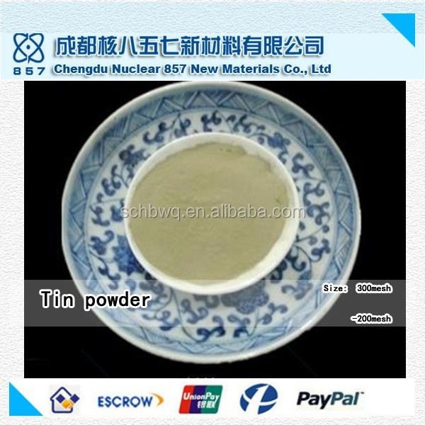 factory outlet pure tin powder nuclear cdh857