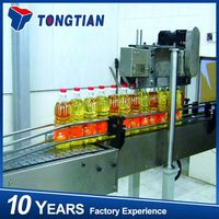 edible oil filling and capping machinery for 5L bottle