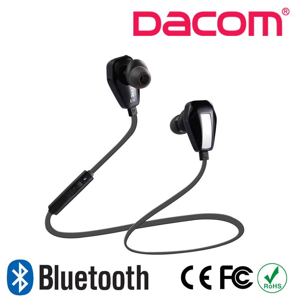 Dacom 2016 newest mobile phones accessories best design sports wireless Bluetooth headset