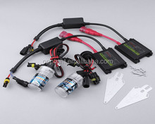 Cheapest!!! 35w/55w/75w/100w 12v/24v Normal/slim ballast,single/hi/low beam bulbs HID kit german