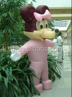 advertising inflatable move bear cartoon