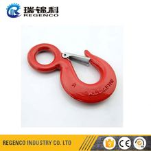 clevis alloy forge iron eye grab metal hook with eye cradle