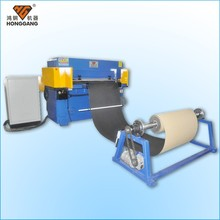 leather cutting machines used in furniture manufacturing