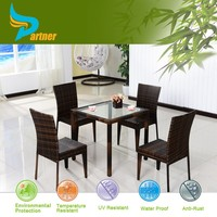 Factory Direct Price French Style Contemporary Used Restaurant Outdoor Furniture