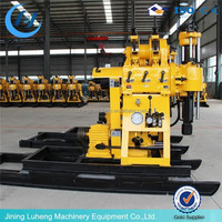 HW-130Y water well core drilling rig borehole drilling machine