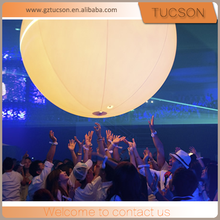 giant lighting concert inflatables zygote ball, crowd ball with custom printed logo