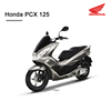125cc Hon-da PCX Motorcycle 2014 All New!