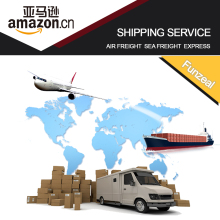 Amazon FBA Sea freight freight forwarder UPS special line door to door service China to USA----Skype:funzealmax