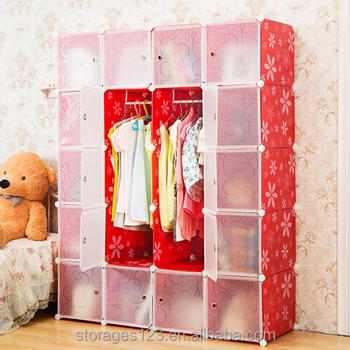 20 Cubes Heavy Duty Bedroom Steel Almirah Rej Design Furniture Sets