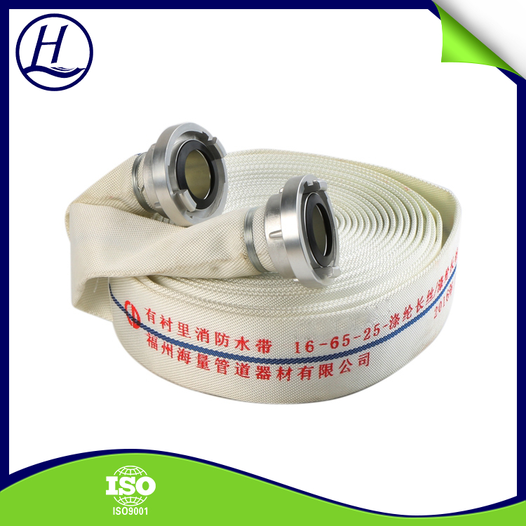 3 Inch Fire Hydrant Cabinet Flexline Fire Hose Rubber Line Fighter