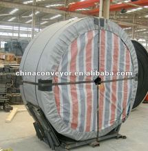 2012 New Design Rubber Round Conveyor Belt For Conveying Systems