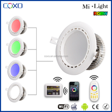 Mi light 4 zone group touch Dimmer Wifi Controller