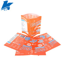 China cheap Custom PVC Shrink wrap Labels for bottle packaging