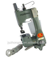 Portable bag closer domestic sewing machine