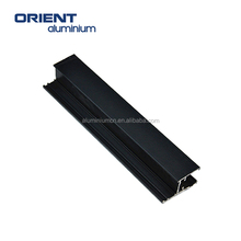 Factory price 6000 series aluminum window frame parts precise cutting Indonesia profiles