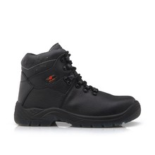 high quality workmans waterproof anti slippery working shoes safty shoes/alibaba shoes