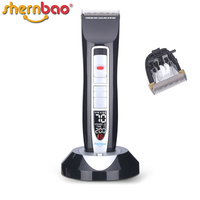 PGC-660 convenient animal hair clipper for small parts trimming