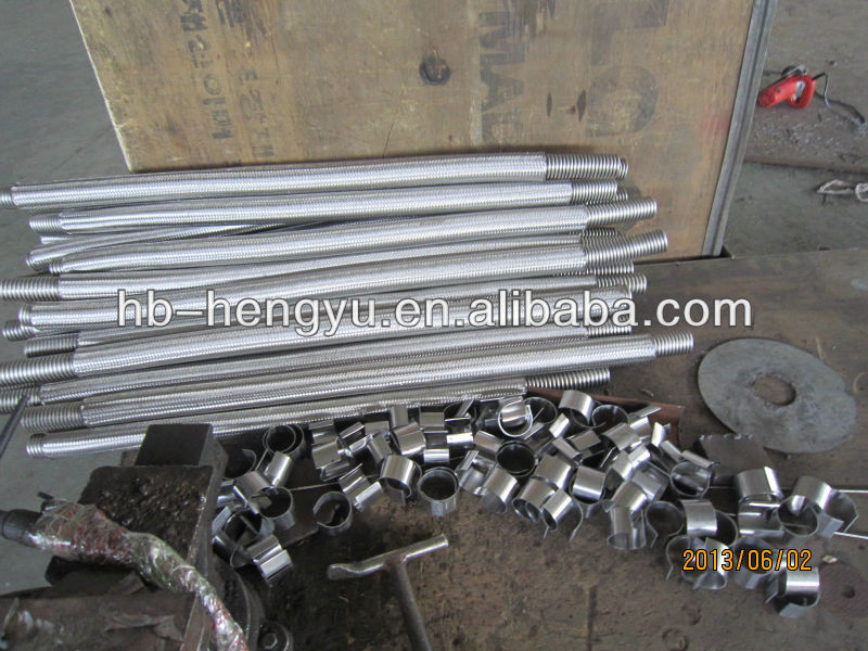 high pressure stainless steel flexible hose