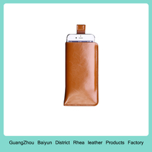 geniune leather phone holder plus 6 following from phone sets 5.5 4.7 leather leather cases