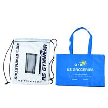 KHW top quality New recycle recycled nylon polyester tote bag