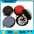ball shape EVA earphone packaging case pouch