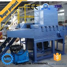 Direct manufacture cars tyre shredder