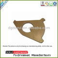 OEM and ODM precision brass metal stamping parts
