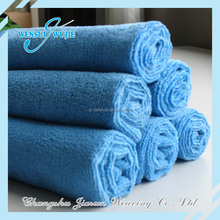 AZO free household cleaning product rags for car towel bath microfiber wholesale