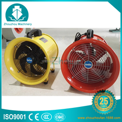 Utility Blower10 Inch 0.45HP 1520 CFM 3300 RPM Portable Ventilator High Velocity Utility Blower Fan Multifunctional Ventilator