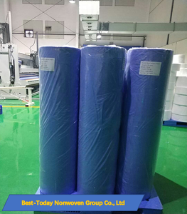China Supplier High Quality Spunbond+Meltblown+Spunbond 3 Layers SMS polypropylene Nonwoven Fabric