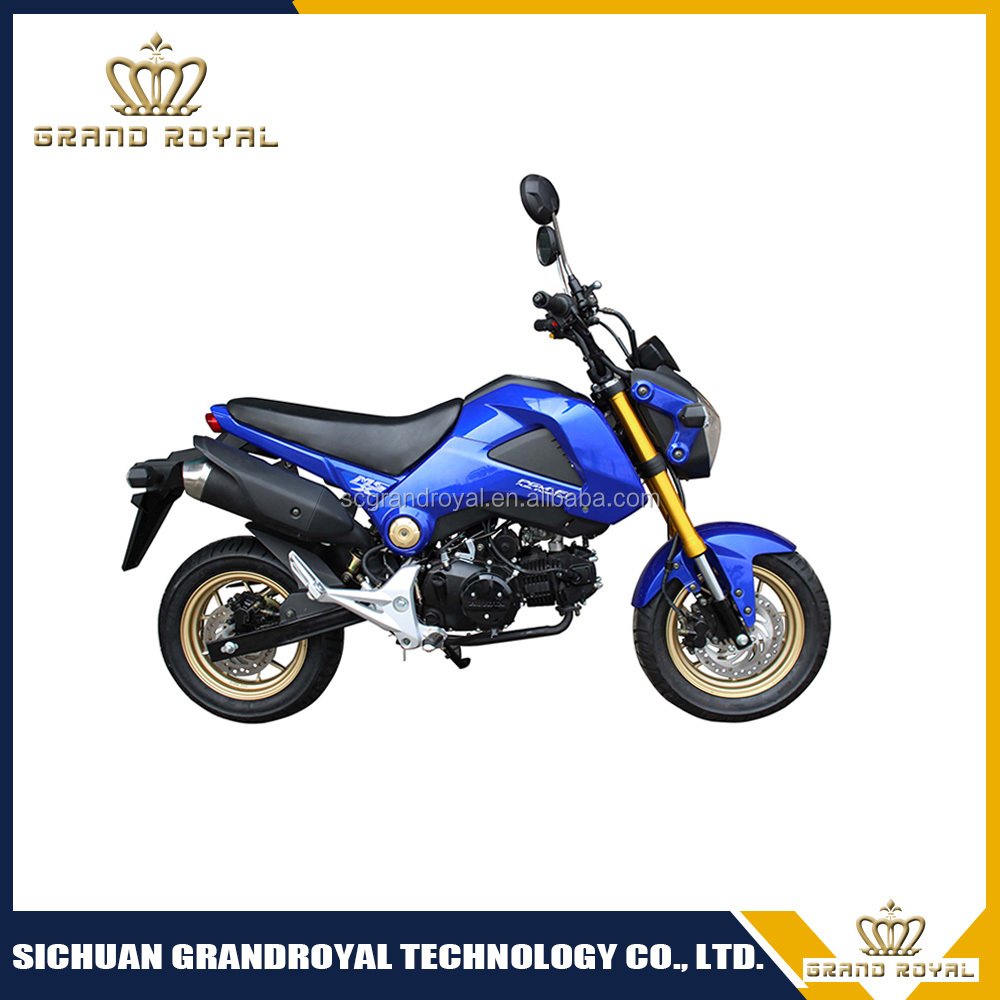 Chinese manufacturer Popular light-duty motorcycle 125cc MSX125