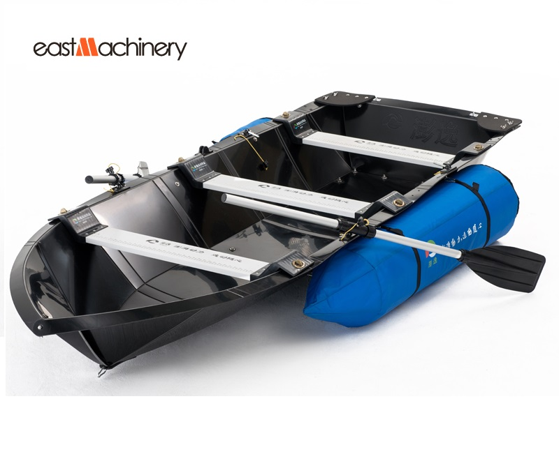 2016 Folding fishing boats inflatable fishing boat Foldable boat for Michigan Lake