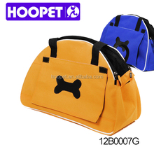 HOOPET new arrival dog carrier bag fashion cat carrier bag pet bag
