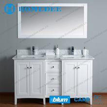 wooden bathroom mirror cabinet,double sink bathroom vanity