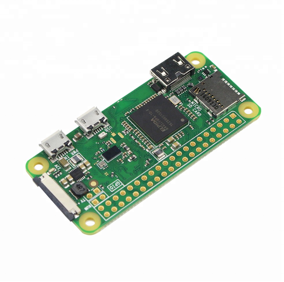 Raspberry Pi Zero <strong>W</strong> Board 1GHz CPU 512MB RAM with Built-in WIFI & Bluetooth