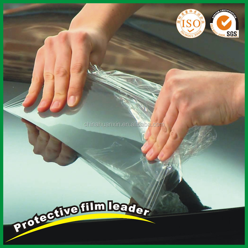 PE window glass protective film