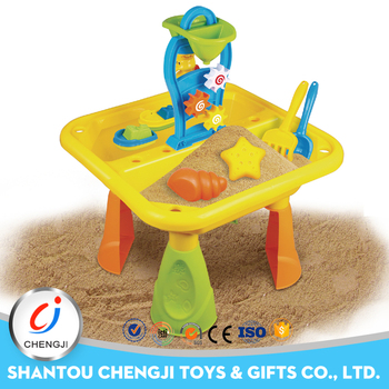 Good and cheap summer various sand and water play table