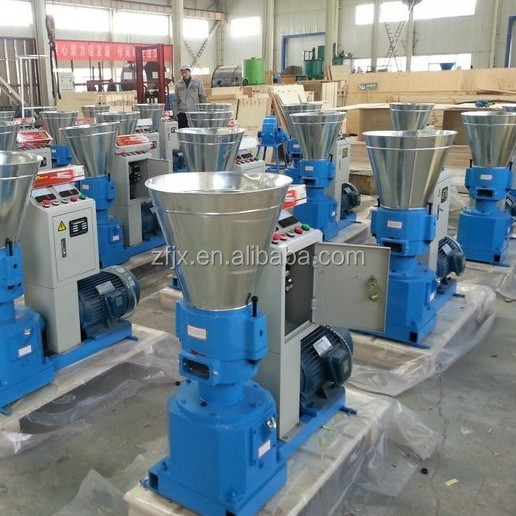 Automatic animal food processing machine/animal feed pellet making machine/pet feed pellet extruder