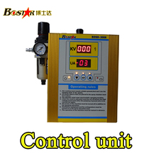 Positive feedback smart touch-tone constant current electrostatic spray painting equipment