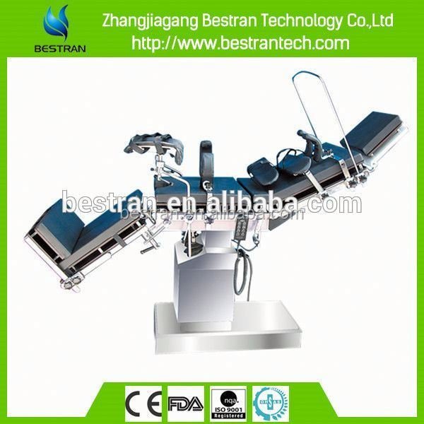 BT-RA015 China medical equipment for x-ray multifunction standard operating table manufacture