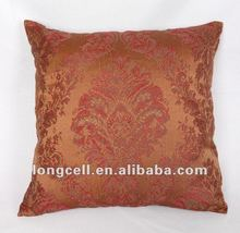 fashion fabric new design woven 100% polyester jacquard cushion cover