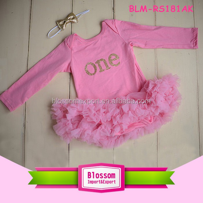 2016 hot sales vintage pink rosette soft chiffon newborn infant baby tutu dress girls with bow for photo graphy