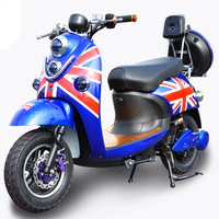 Direct Sale Classic Cheap Electric Motorcycle