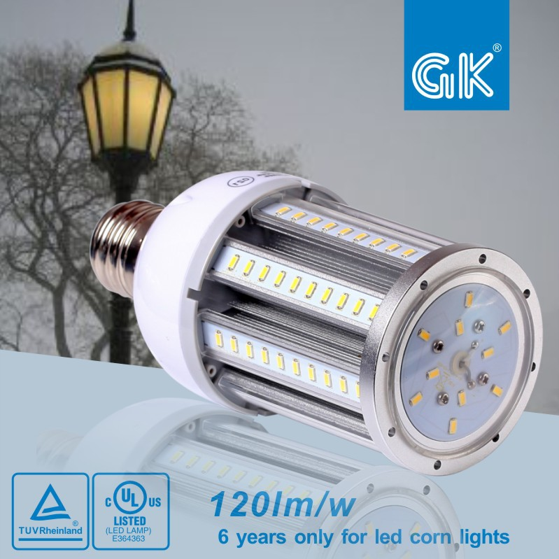 New product high lumen 150lm/w 360 degree led yard light garden light replace 100W high pressure sodium lamp HPS