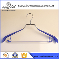 High Quality Plastic Coated Wire Metal Wire Hanger