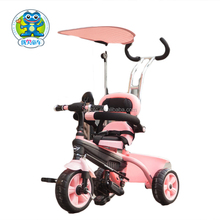 China factory plastic baby tricycle for children